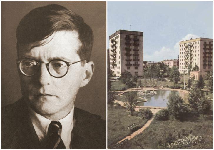 Фото №1 - Открытие дня: Шостакович написал оперетту «Москва, Черемушки» в честь строительства района