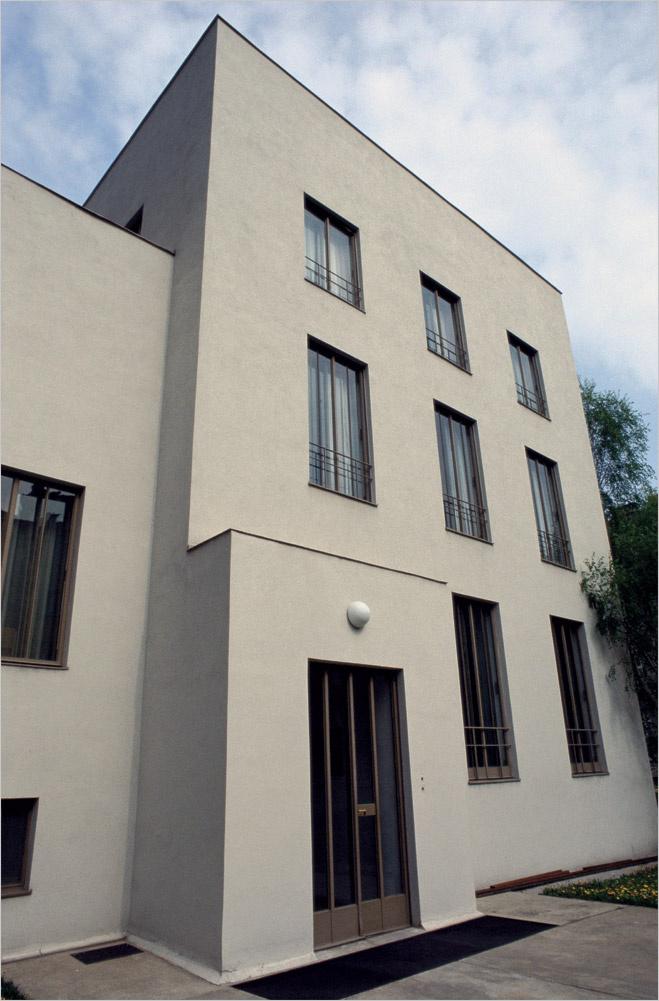 Дом, над дизайном которого трудился Людвиг Витгенштейн