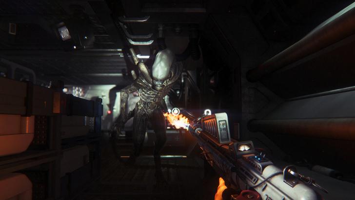 Фото №6 - Корпорация монстра. 6 секретов выживания в самой страшной игре года Alien: Isolation