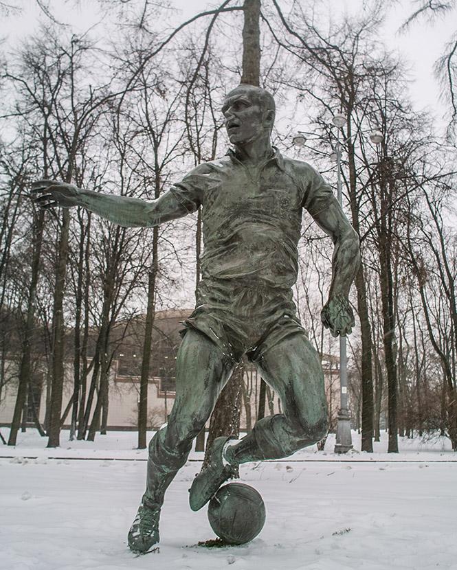 Фото №7 - Играл, выпил, в тюрьму: взлет и падение легенды советского футбола Эдуарда Стрельцова