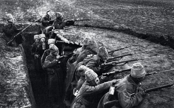 Фото №5 - Забытые подвиги Первой мировой войны, в которые сейчас сложно поверить
