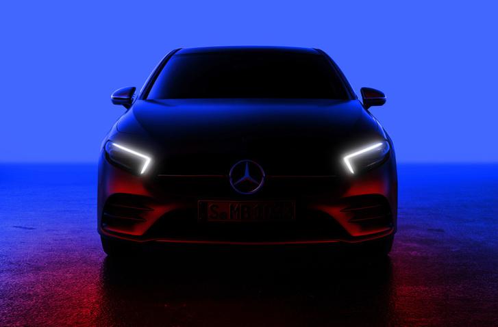 Фото №3 - Это не фантастический фильм, а новый Mercedes A-Class