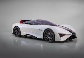 Techrules Ren: гибридный суперкар с дизельными газотурбинными двигателями. Э-э-э… Что?