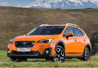 Subaru XV: тест на внимательность