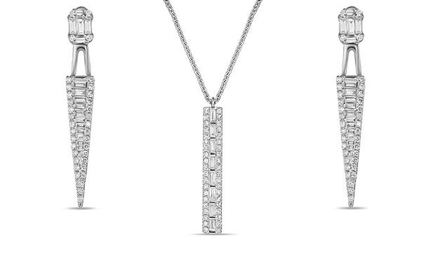 Фото №3 - Багетные бриллианты: геометрия и афродизиак