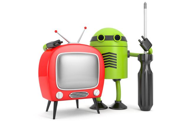 Android с телевизором