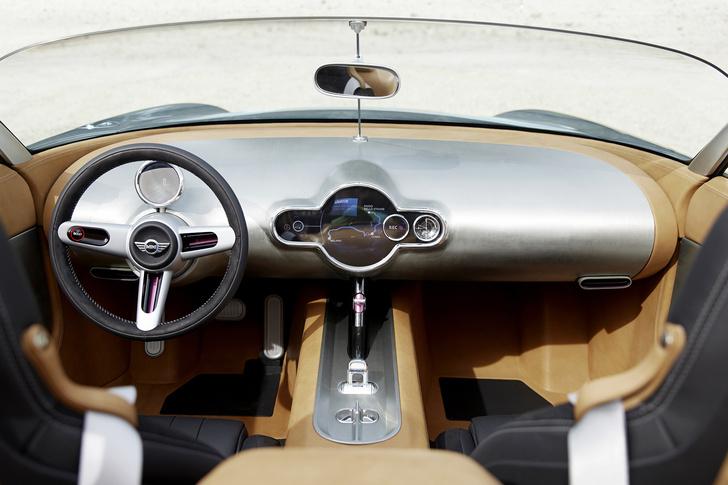 Фото №3 - Родстер Mini Superleggera Vision — не исключено, что Джеймс Бонд уже оформил предзаказ