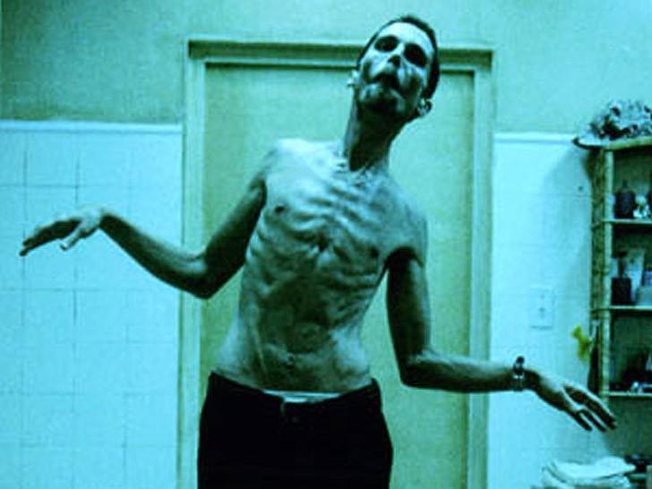 Фото №2 - «Заглянув в глаза смерти», Кристиан Бэйл зарекся снова экстремально худеть или набирать вес ради съёмок