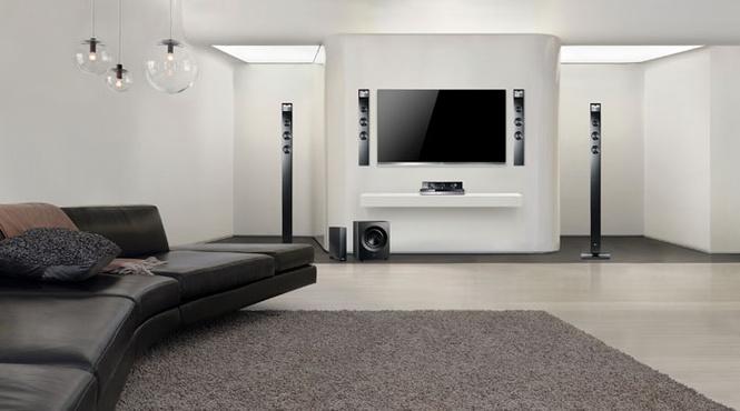 Новая линейка 3D-телевизоров LG CINEMA