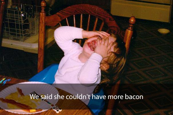 Фото №13 - 13 странных причин, по которым плачут дети