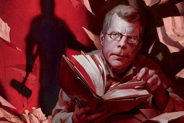 Фото №1 - Алкогений: Стивен Кинг