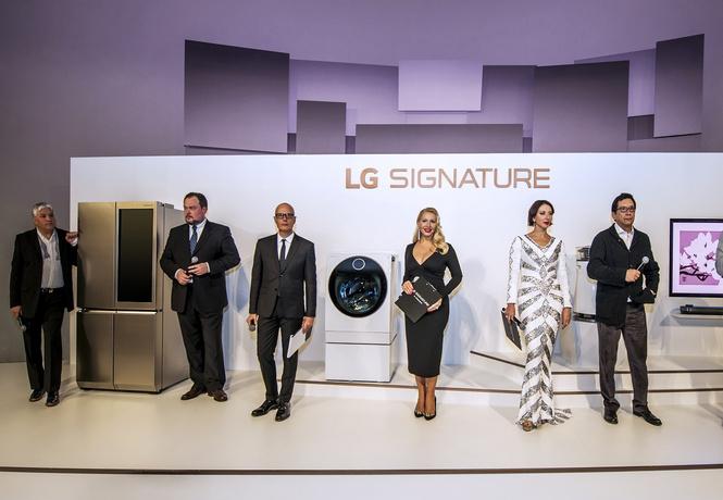 Новый бренд LG SIGNATURE для эстетов
