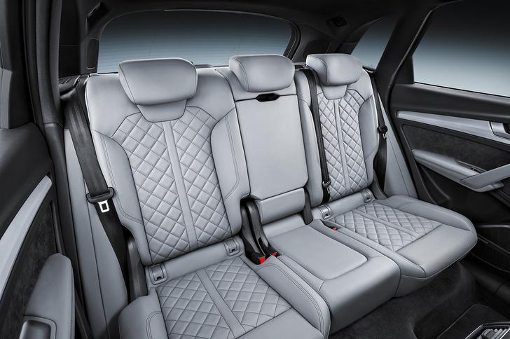 Фото №5 - Встречай новый кроссовер Audi Q5