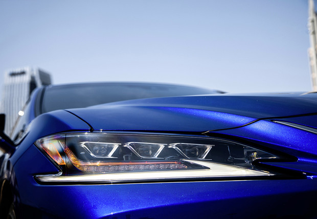 Фото №2 - Сделай заднеприводному Lexus GS ручкой. Новое поколение Lexus ES будет отдуваться задвоих