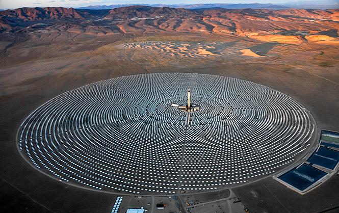 Солнечная энергостанция «Айванпа»