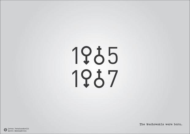 Фото №31 - Исторические даты в минималистичных иллюстрациях
