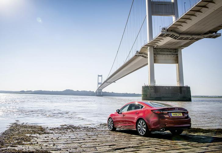 Фото №2 - Турбо-вкладыш: Mazda 6
