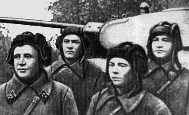 Экипаж Дмитрия Лавриненко