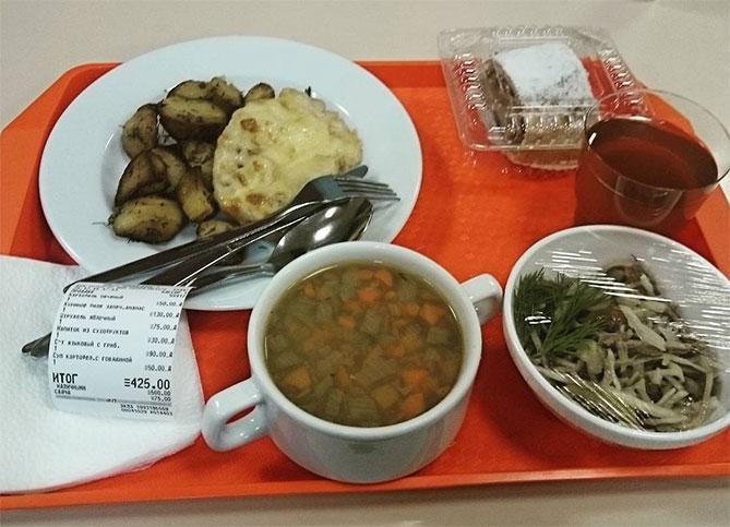 Фото №3 - Как дешево и (иногда) вкусно поесть в московских аэропортах