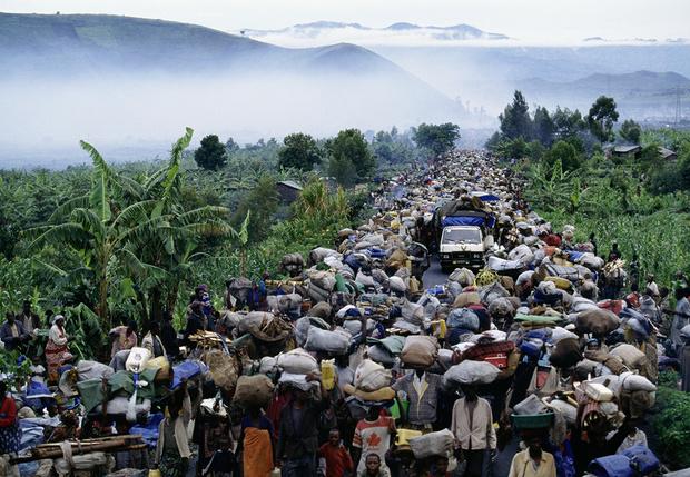 Фото №1 - Ночь тонких носов: история массового убийства одного руандийского племени другим