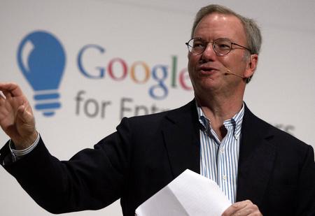 Бывший гендиректор Google предсказывает раскол Интернета