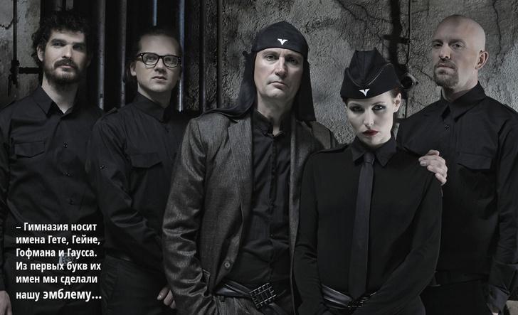 Фото №1 - Laibach с альбомом The Sound of Music и другие важные музыкальные новинки месяца