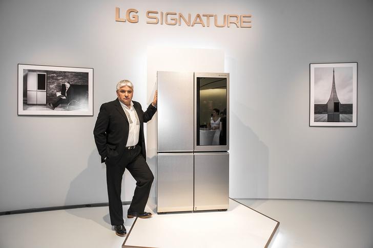 Фото №5 - Новый бренд LG SIGNATURE для эстетов