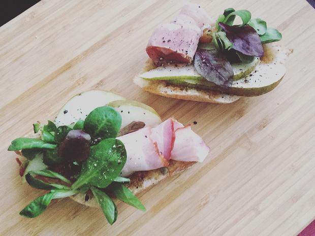 Фото №2 - 5 гурманских бутербродов