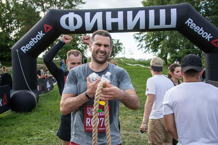 Спорт-рекорд: юбилейный фитнес-фестиваль «Reebok. Стань человеком» побил рекорд посещаемости