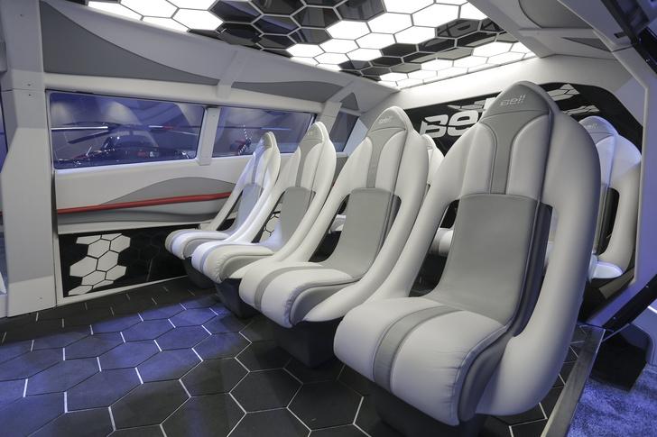 Фото №5 - Компания Bell построила вертолет будущего