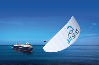 Airbus вернет кораблям паруса, чтобы сэкономить топливо