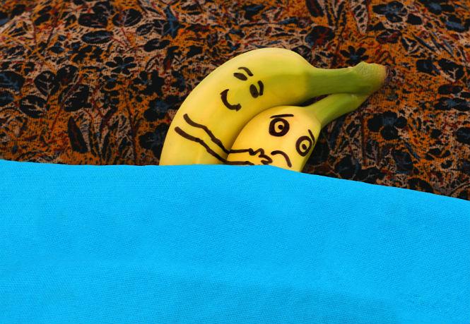 Фото №1 - Желтые под угрозой! Бананы на грани исчезновения! Увы, мы не шутим :(