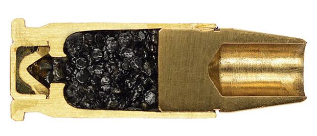 Фото №10 - 17 фотографий разрезанных патронов