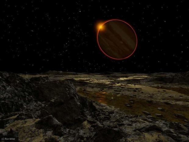 Фото №6 - Как выглядит Солнце с каждой из планет Солнечной системы (галерея)