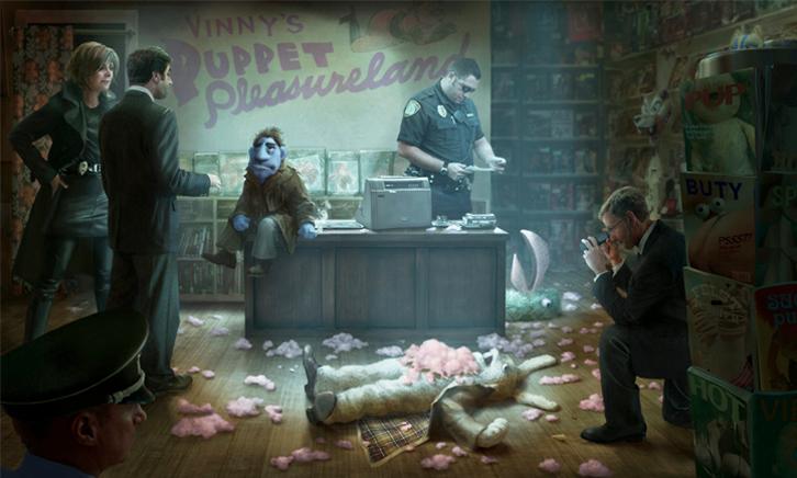 Фото №1 - Авторы «Улицы Сезам» подали в суд на создателей сериала про наркотики и убийства с очень похожими героями