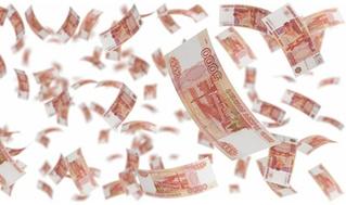 Российские чиновники, попавшиеся на взятке, выбрасывали деньги в окно автомобиля во время погони