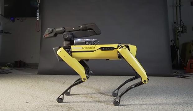 Фото №2 - Boston Dynamics научили собакоподобного робота танцевать под Uptown Funk! (видео)