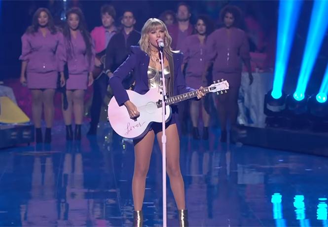 Фото №1 - На MTV Video Music Awards объявили победителей