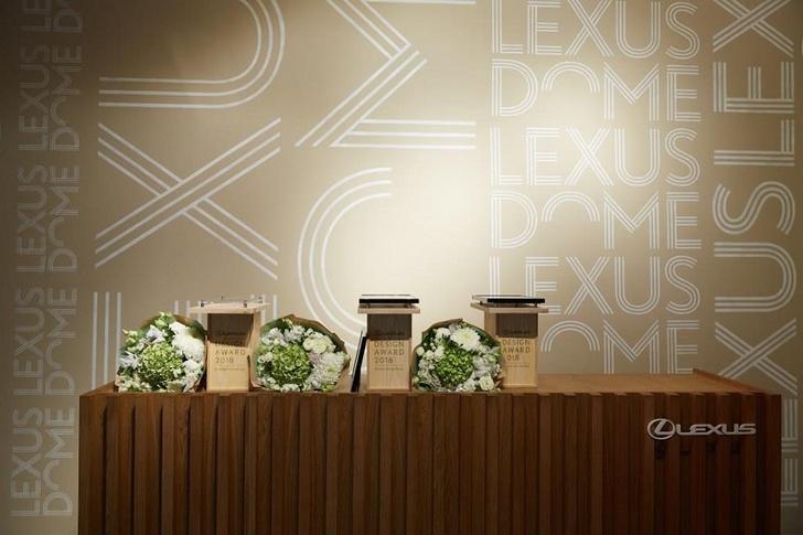 Фото №1 - Объявлены победители конкурса Lexus Design Award 2018 Russia Тор Choice