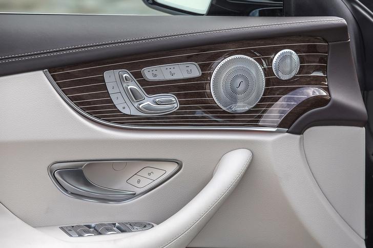 Фото №5 - Чтобы управлять купе Е-класса, нужно сначала отключить автопилот