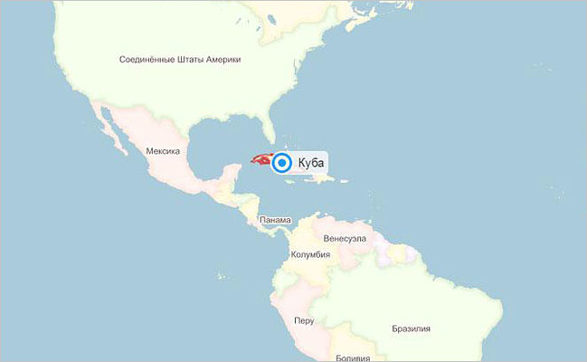 Фото №4 - Тест! Угадай, что еще на карте мира наше, кроме Крыма?