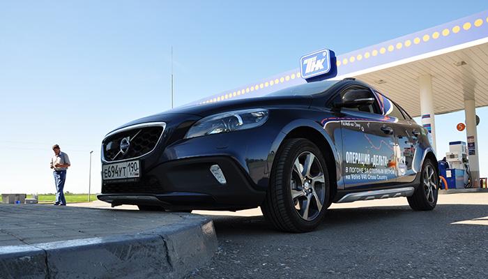 Фото №5 - Volvo V40 Cross Country: быстрый  и безопасный