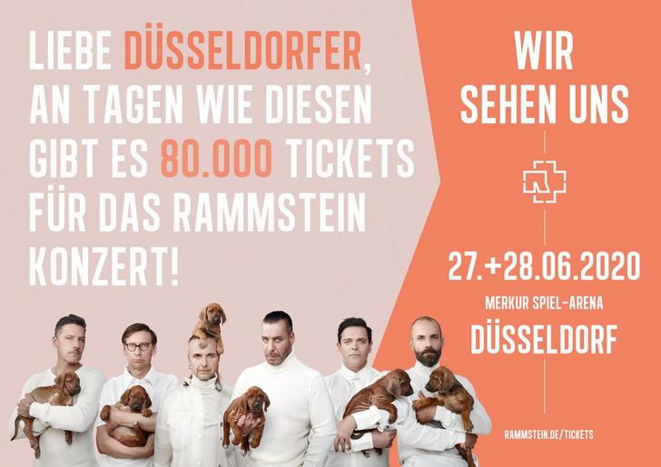 Фото №5 - Rammstein выложили ироничные плакаты к своему концертному туру