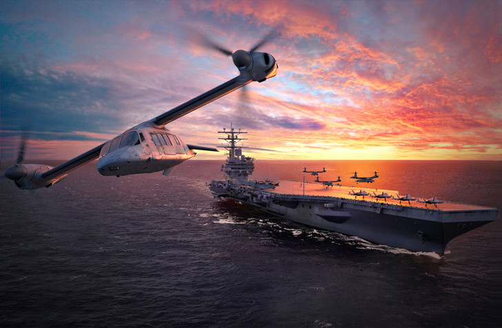 Фото №11 - Оцени новый футуристический вертолет армии США