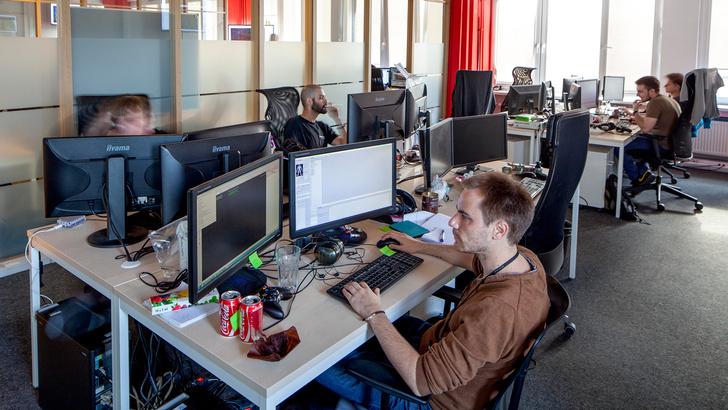 Фото №1 - В сеть утекли секреты разработки новой видеоигры