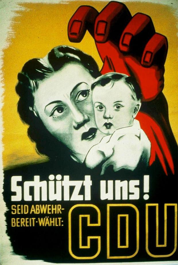 Фото №12 - 24 исторических плаката с антисоветской агитацией