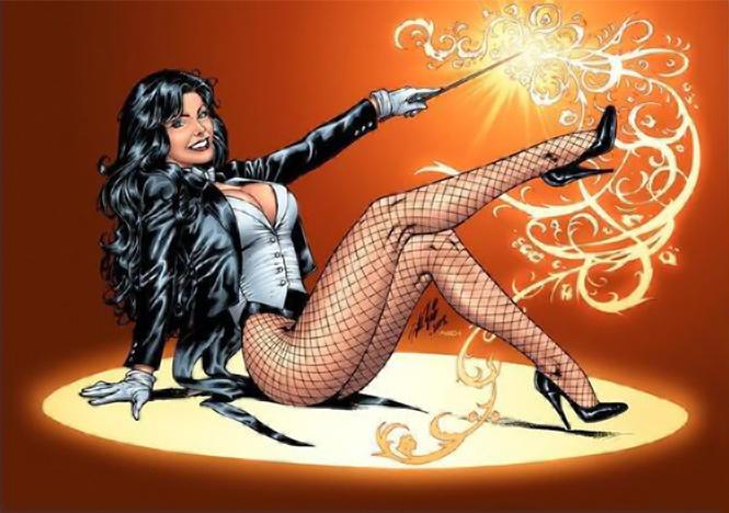 Фото №12 - 20 самых горячих героинь комиксов