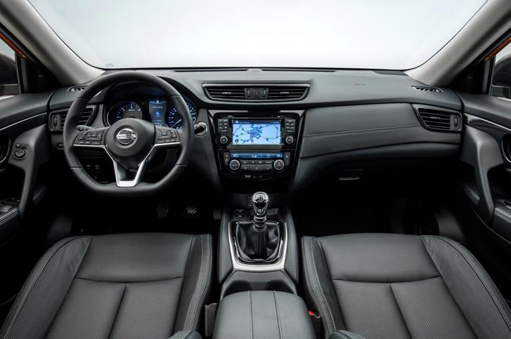 Фото №3 - Главные фишки обновленного Nissan X-Trail