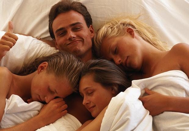 Фото №1 - Ученые установили точное количество сексуальных партнеров для гармоничных отношений