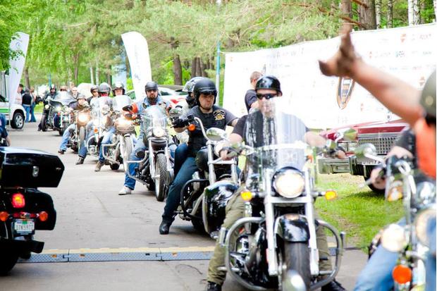 Фото №1 - Harley-Davidson приглашает тебя на Bikers Brothers Festival 2014!